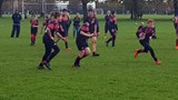 Action from U13s v Enfield Ignatians