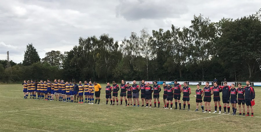Club observes minute's silence for Tony Munns